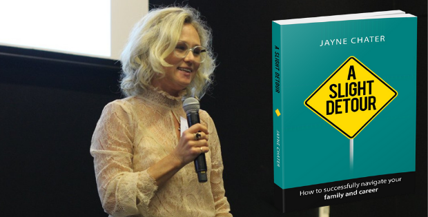 From idea to published book: Creating A Slight Detour with Jayne Chater