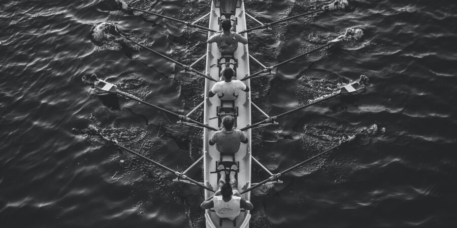 In it to win it: Treating thought leadership as a team sport